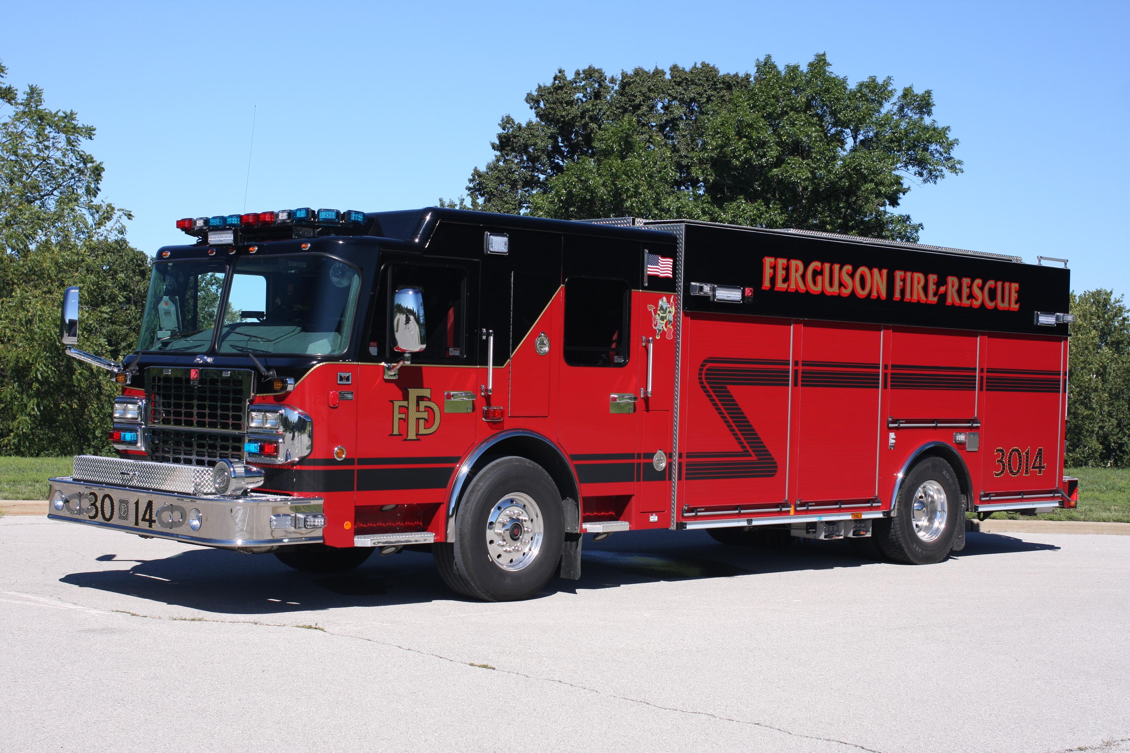Ferguson Fire-Rescue Delivery | LME Company