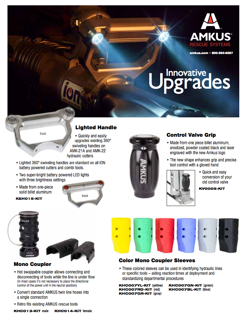 Amkus Power Battery Tools
